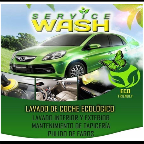 Rentat de vehicles : Service Wash