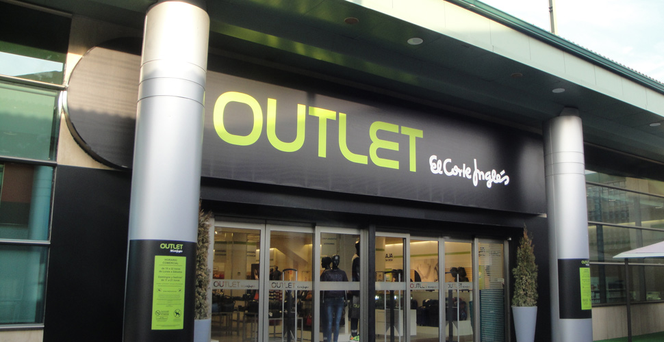 Outlet Boadilla