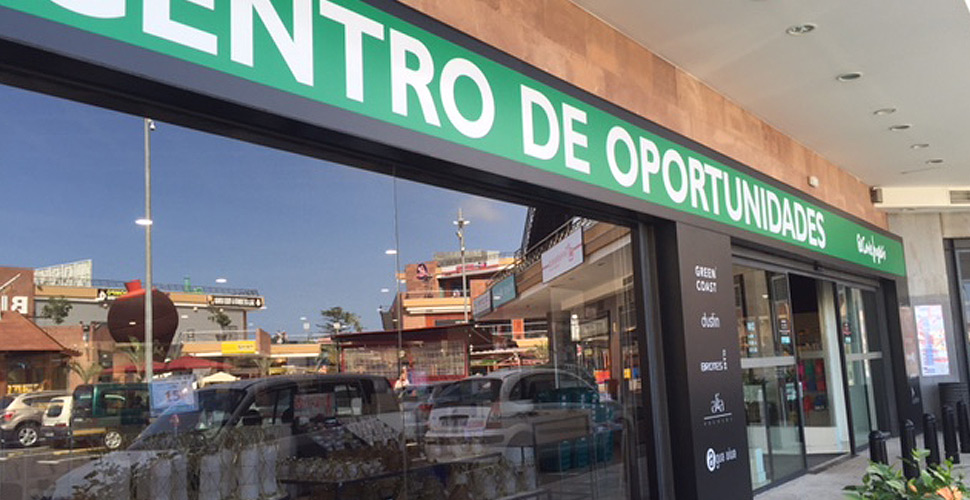 Outlet El Trompo